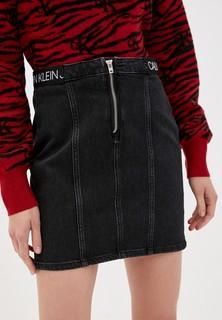 Юбка джинсовая Calvin Klein Jeans