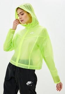 Ветровка Nike W NSW WR JKT TRANSPARENT