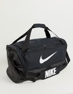 Черная сумка Nike Training - Brasilia 9.0-Черный