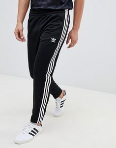 Черные джоггеры adidas Originals adicolor CW1283-Черный