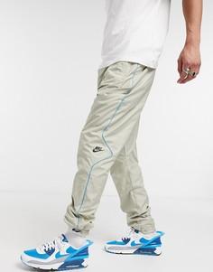 Светло-бежевые джоггерыс манжетами Nike Concrete Jungle Pack-Светло-бежевый