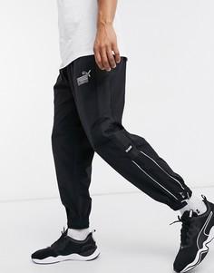 Черные спортивные брюки Puma King-Черный