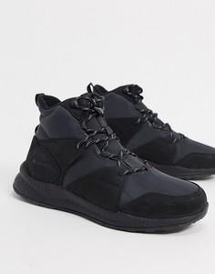 Серые ботинки Columbia-Серый