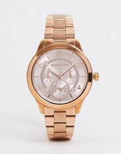 Часы Michael Kors MK6589-Золотой Armani Exchange