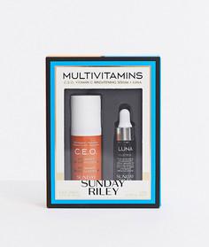 Наборсредствпо уходуза кожей Sunday Riley - Multivitamins-Бесцветный
