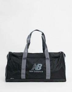 Чернаяспортивная сумкаNew Balance-Черный