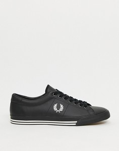 Черные кроссовкиFred Perry-Черный