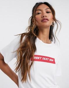 Пижамный комплект с футболкой и шортами Adolescent Clothing-Мульти