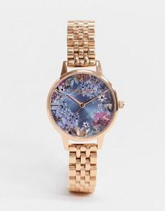 Наручные часы Olivia Burton OB16US25 Under the Sea-Золотой