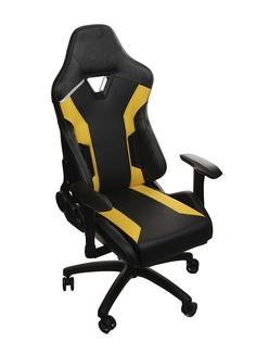 Компьютерное кресло ThunderX3 TC3 Bumblebee Yellow