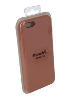 Чехол для APPLE iPhone 6 / 6S Innovation Silicone Coral 10261