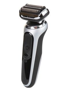 Электробритва Braun 70-S1000S Black-Silver