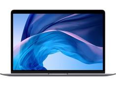 Ноутбук APPLE MacBook Air 13 (2020) MVH22RU/A Space Grey Выгодный набор + серт. 200Р!!!(IntelCorei5 1.1 GHz/8192Mb/512Gb SSD/Intel IrisPlus Graphics/Wi-Fi/Bluetooth/Cam/13.3/Mac OS)