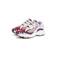 Комбинированные кроссовки Tod's