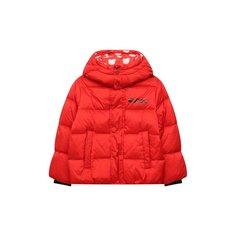 Пуховая куртка Moschino