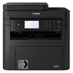 МФУ лазерный CANON i-Sensys MF269dw, A4, лазерный, черный [2925c063]