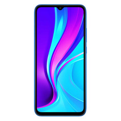 Смартфон XIAOMI Redmi 9C 32Gb, синий