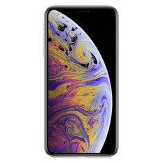 Смартфон CLEVERCEL APPLE iPhone XS MAX 64Gb (подержанный c гарантией), серебристый