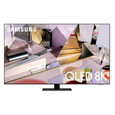 """Телевизор Samsung QE65Q700TAUXRU, 65"""", QLED, Ultra HD 8K"""