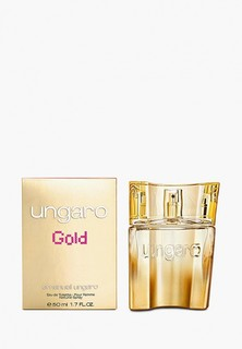 Туалетная вода Emanuel Ungaro UNGARO Gold 50 мл