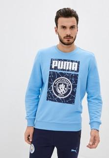 Свитшот PUMA MCFC ftblCore Graphic Sweater