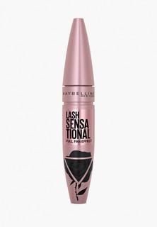 Тушь для ресниц Maybelline New York Lash Sensational, черный, 9.5 мл
