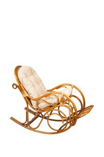 Кресло-качалка с подножкой Экодизайн