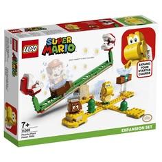 Дополнительный набор Lego Super Mario Растения-пираньи мощная атака 71365