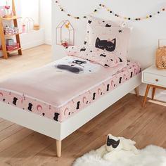 Комплект постельного белья с одеялом LaRedoute