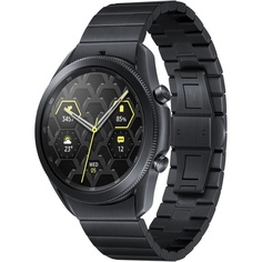 Умные часы Samsung Galaxy Watch3 45 мм черный титан