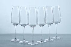 Набор бокалов для шампанского Anser Hoff