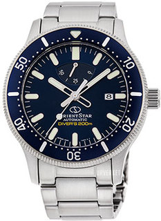 Японские наручные мужские часы Orient RE-AU0302L00B. Коллекция Orient Star