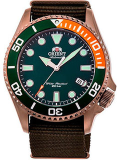 Японские наручные мужские часы Orient RA-AC0K04E. Коллекция Diving Sport Automatic