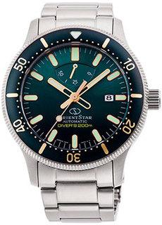 Японские наручные мужские часы Orient RE-AU0307E. Коллекция Orient Star