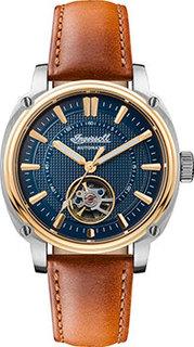 fashion наручные мужские часы Ingersoll I08103. Коллекция Automatic Gent