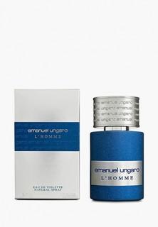Туалетная вода Emanuel Ungaro EMANUEL UNGARO LHOMME 50 мл.