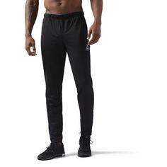 Спортивные брюки Workout Ready Stacked Logo Reebok