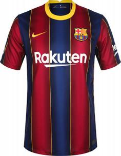 Футболка мужская Nike FC Barcelona 2020/21 Stadium Home, размер 44-46