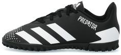 Бутсы для мальчиков adidas Predator 20.4 TF J, размер 33