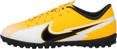 Бутсы для мальчиков Nike Jr Vapor 13 Academy TF, размер 34.5