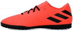 Бутсы мужские adidas Nemeziz 19.4 TF, размер 43