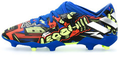 Бутсы для мальчиков adidas Nemeziz Messi 19.3 FG J, размер 36.5