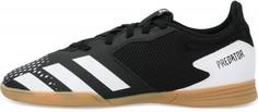 Бутсы для мальчиков adidas Predator 20.4 IN Sala J, размер 36.5