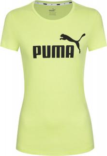 Футболка женская Puma Ess Logo, размер 46-48