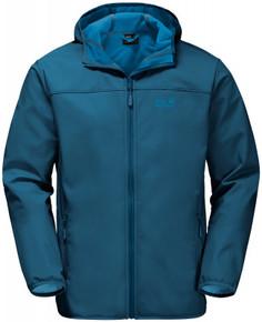 Куртка cофтшелл мужская Jack Wolfskin Northern Point, размер 44