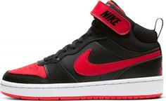Кеды высокие для мальчиков Nike Court Borough Mid 2 (Gs), размер 34.5