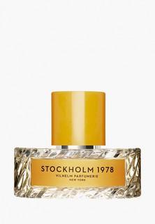 Парфюмерная вода Vilhelm Parfumerie New York Stockholm 1978 EDP, 50 мл