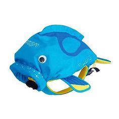 Рюкзак для бассейна и пляжа Коралловая рыбка Trunki