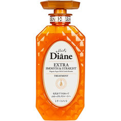 Кератиновая бальзам-маска Moist Diane Perfect Beauty Гладкость, 450 мл