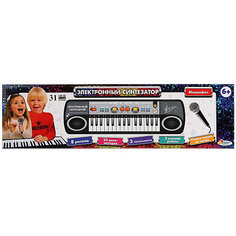 Электронный синтезатор Играем вместе